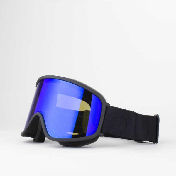 Flat Black Blue MCI