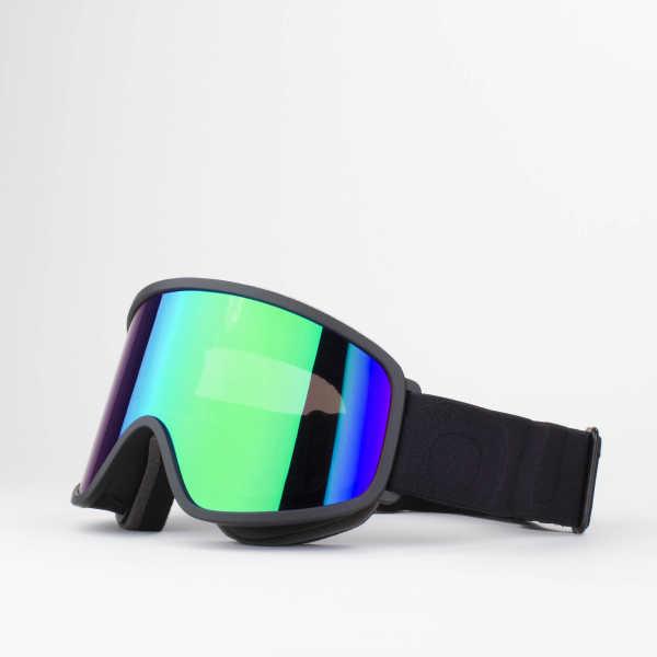 Flat Black Green MCI
