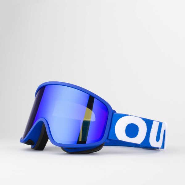 Flat Blue Blue MCI