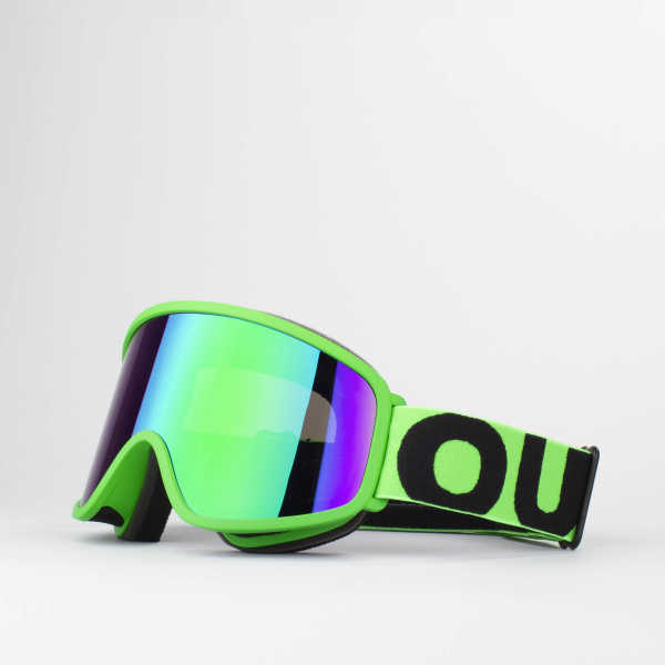 Flat Fluo Green Green MCI